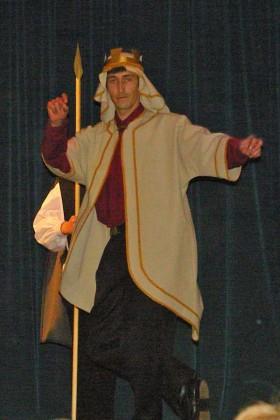 Betlehemes táncjáték